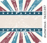 old colors american background... | Shutterstock .eps vector #56221357