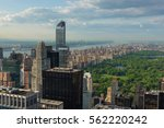 buildings in new york city  usa | Shutterstock . vector #562220242