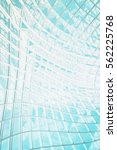 geometric abstract architecture ... | Shutterstock . vector #562225768