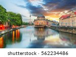 berlin  germany | Shutterstock . vector #562234486