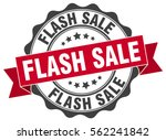 flash sale. stamp. sticker.... | Shutterstock .eps vector #562241842