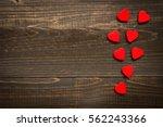 Valentine's Day Background. Re...