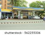 goa  india   march 01  2016 ... | Shutterstock . vector #562255336