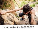 Young Climbers Rock Climbing I...