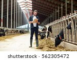 agriculture industry  farming ...   Shutterstock . vector #562305472
