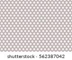 polka dot pattern vector.    Shutterstock .eps vector #562387042