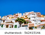 beautiful view of the... | Shutterstock . vector #562415146