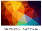 dark red  green pattern.... | Shutterstock .eps vector #562444756