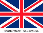 united kingdom flag | Shutterstock .eps vector #562526056