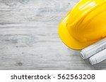 Hard hat construction plans on...