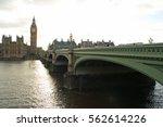 Uk Parliament And Big Ben In...
