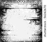 vector grunge background | Shutterstock .eps vector #56262670