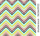seamless patterns for textiles  ... | Shutterstock .eps vector #562665922
