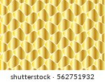 vector  gold pave stone circles ... | Shutterstock .eps vector #562751932
