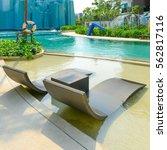 pattaya  thailand   april 20 ... | Shutterstock . vector #562817116