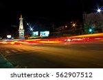 tugu yogyakarta  indonesia | Shutterstock . vector #562907512