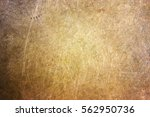 copper plate  ferrous metal... | Shutterstock . vector #562950736