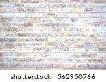 The Gray Wall Of Stone Blocks ...