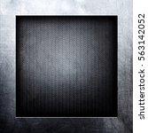 metal background | Shutterstock . vector #563142052