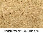 hardboard sheet front side... | Shutterstock . vector #563185576