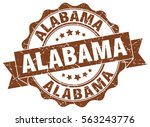 alabama | Shutterstock .eps vector #563243776