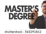 Small photo of Master's Degree