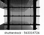 A Black And White Photograph O...