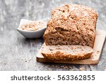 Homemade  Wholemeal Rye Bread...