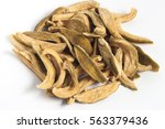 soft dried guava low sugar on... | Shutterstock . vector #563379436