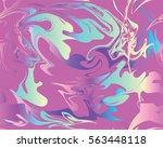 marble texture seamless pattern.... | Shutterstock .eps vector #563448118
