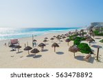 Beautiful Beach On The...