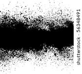 grunge droplets   Shutterstock .eps vector #56348491