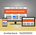 responsive design mockup