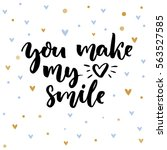 You Make My Heart Smile....