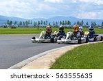 prejmer  brasov  romania   may... | Shutterstock . vector #563555635