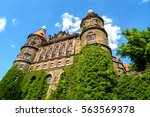 walbrzych  poland   july 29  ... | Shutterstock . vector #563569378