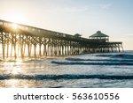 Waves In The Atlantic Ocean An...