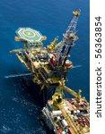 oil rig 3 | Shutterstock . vector #56363854