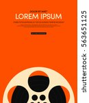 Movie And Film Modern Retro...