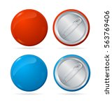 Template Color Blank Circle...