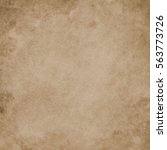 brown old grungy background... | Shutterstock . vector #563773726