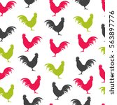 seamless pattern background...