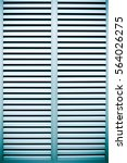 aluminum louver | Shutterstock . vector #564026275