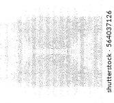 distress thread texture.... | Shutterstock .eps vector #564037126