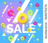 best sale banner. original... | Shutterstock .eps vector #564070276