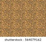 Leopard Pattern  Vector ...