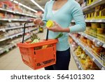 sale  shopping  consumerism and ... | Shutterstock . vector #564101302