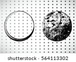 vector frames. circle for image.... | Shutterstock .eps vector #564113302
