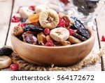 Healthy Food  Mix From Dried...