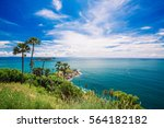 phromthep cape  beautiful... | Shutterstock . vector #564182182